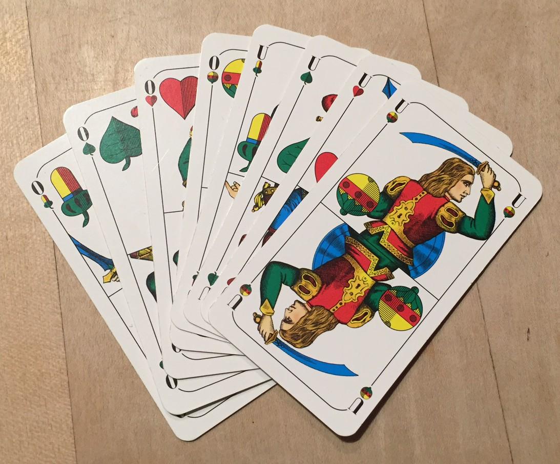 Kartenrennen 2019